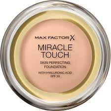 <b>Тональная основа</b> Max Factor <b>Miracle Touch</b>, SPF 30, тон 35 Pearl ...