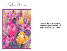 Image gallery for : spanish sympathy quotes