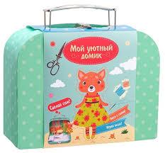 Бумбарам <b>Мой уютный домик</b> Лисичка (dd-1) — купить по ...