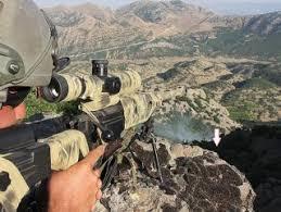 PKK'nın 'bölge sorumlusu' öldürüldü