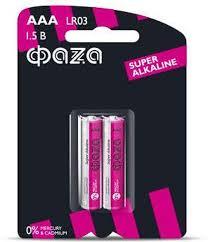<b>Батарейка ФАZA</b> Super Alkaline, розовый, AAA, 2 шт