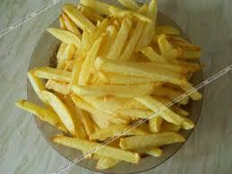 <b>Картофель фри</b> пошаговый рецепт с фото