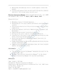 resume for construction manager resume for construction manager makemoney alex tk