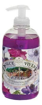 Купить <b>жидкое мыло</b> Dolce Vivere Portofino 500мл (Портофино ...