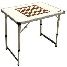 <b>Стол</b> шахматный Camping World Chess Table <b>Ivory TC</b>-018