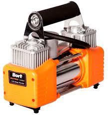 <b>Компрессор</b> автомобильный <b>Bort BLK</b>-<b>700x2</b> - отзывы ...