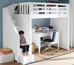 make the most out of your room with our new stair loft bed below is bunk bed office space