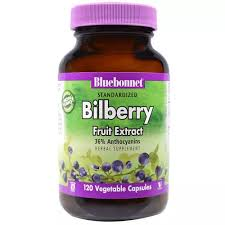 Bluebonnet Nutrition <b>Bilberry Standardized Fruit Extract</b>