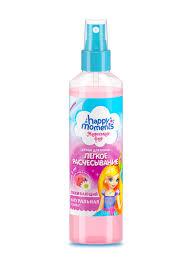 Спрей для волос для девочек Легкое расчесывание Маленькая фея