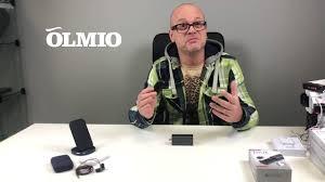 Видеообзор Bluetooth-<b>наушников Olmio</b> TWE-02 - YouTube