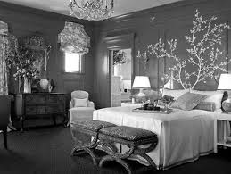unusual vintage master black and white bedrooms ideas with white master bed covers and dark wall bedroombreathtaking stunning red black white