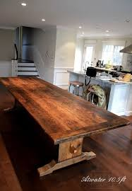 harvest extension table trestle base farmhouse trestle tables ontario rustic trestle table hd threshing