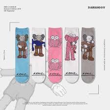 <b>KingDeng Cute</b> Aesthetic Luxury <b>Socks</b> Summer Short Harajuku ...