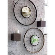 Modern Mirrors - Decorative, <b>Creative</b> Mirrors | <b>Bicycle</b> decor, Mirror ...