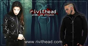 Rivithead | <b>Gothic</b> clothing, shoes, boots, jewelry and accessories