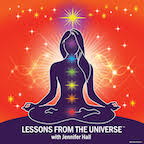 Lessons from the Universe® with Jennifer Hall