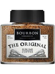 <b>Кофе</b> растворимый сублимированный 100г <b>BOURBON</b> 8407577 ...