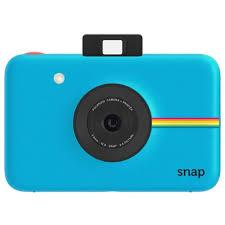 Купить <b>Фотоаппарат</b> моментальной печати <b>Polaroid Snap</b> синий ...