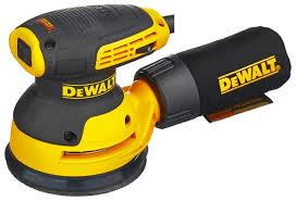 Эксцентриковая шлифмашина <b>DeWALT</b> DWE6423 — купить по ...