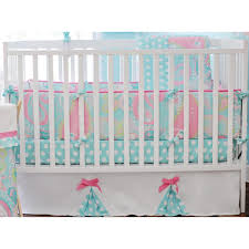 divine design ideas with baby girl bedding sets for cribs fair design ideas using blue beauteous pink blue