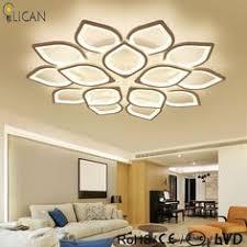 <b>Postmodern LED</b> Living <b>Room Ceiling</b> Light Modern Simple ...