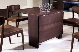 dining table with wheels: bedroomfoxy good space saving round dining table saver coffee folding chairs inside modern portable