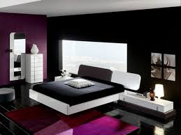 contemporary kids bedroom design with green painted wall combined purple painting bedroom furniture bedroom black painted bedroom furniture