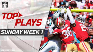 Top Plays from Sunday Week 1 | NFL Highlights - YouTube