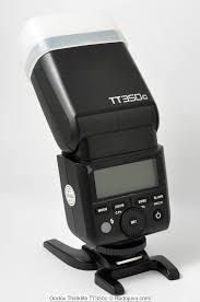 Обзор <b>вспышки Godox Thinklite</b> TT350c (FP Flashpoint ZOOM R2 C ...