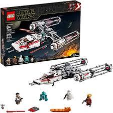 <b>LEGO Star Wars</b>: The Rise of Skywalker Resistance Y-Wing ...