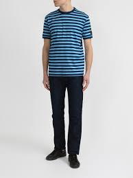 Фуфайка <b>Alessandro Manzoni Yachting</b> Хлопковая футболка в ...