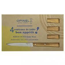 <b>Набор столовых ножей</b> OPINEL N°125 001515