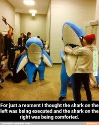 FunniestMemes.com - Funny Memes - [Left Shark punished for Super ... via Relatably.com
