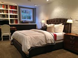 bedroom paneling ideas: brick wall paneling at lowes