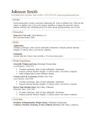 aaaaeroincus pretty free resume templates primer with fair free resume template microsoft word with endearing what do resumes look like also updating your inventory specialist resume