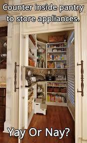 Kitchen Pantries 17 Best Ideas About Building A Pantry On Pinterest Kitchen
