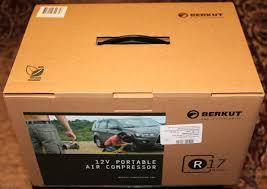 Обзор на Автомобильный <b>компрессор BERKUT R17</b>