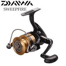 <b>DAIWA SWEEPFIRE</b> 2B <b>Spinning Reel</b> 1500/2000/2500/3000/3500 ...