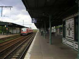 gare de Berlin-Schöneweide