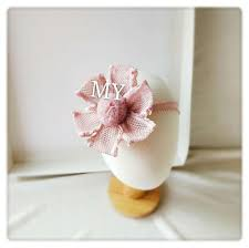 <b>Korea Super Quality Handmade</b> Cotton Flower Crown Hair ...