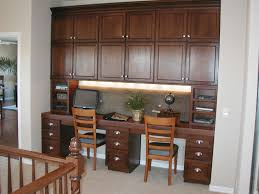 wall mounted cabinets office l shaped white stained wooden office cabinet home office design