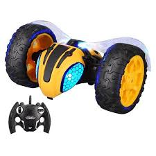 Gesture Sensing <b>Remote</b> Control Stunt Car <b>Dump</b> Toy - Yellow Plus ...