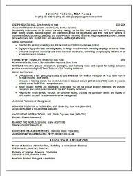 Marketing And Sales Resume  cover letter sales and marketing     VisualCV