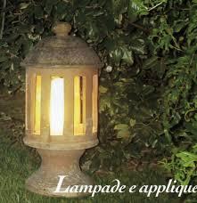 Lanterne Da Giardino Economiche : Terrecotte lazzari