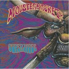 <b>Monster Magnet</b> - <b>Superjudge</b> (1993, Red, Vinyl) | Discogs