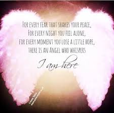 Angel Quotes on Pinterest | Angel Numbers, Quotes About Angels and ... via Relatably.com