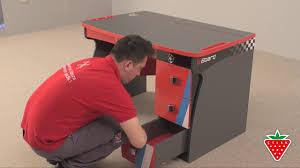 <b>Cilek</b> Champion Racer стол письменный с <b>надстройкой</b> сборка ...