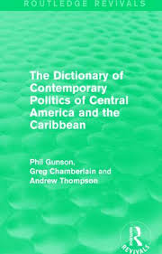 List of entries by country   The Dictionary of Contemporary Politics of ...