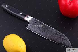 Поварской кухонный <b>нож сантоку Kanetsugu</b> Kanetsugu 17 см ...