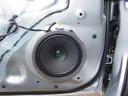 <b>Mitsubishi Lancer evolution X</b> OEM subwoofer top upper mount 2008